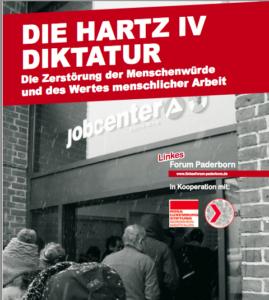 """""""Die Hartz-IV-Diktatur"""" – Die Zerstörung der Menschenwürde und des Wertes menschlicher Arbeit"""