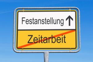 Normalarbeitsverhältnisse und atypische Beschäftigungen in Hamburg